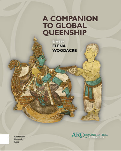 Book cover for A Companion to Global Queenship