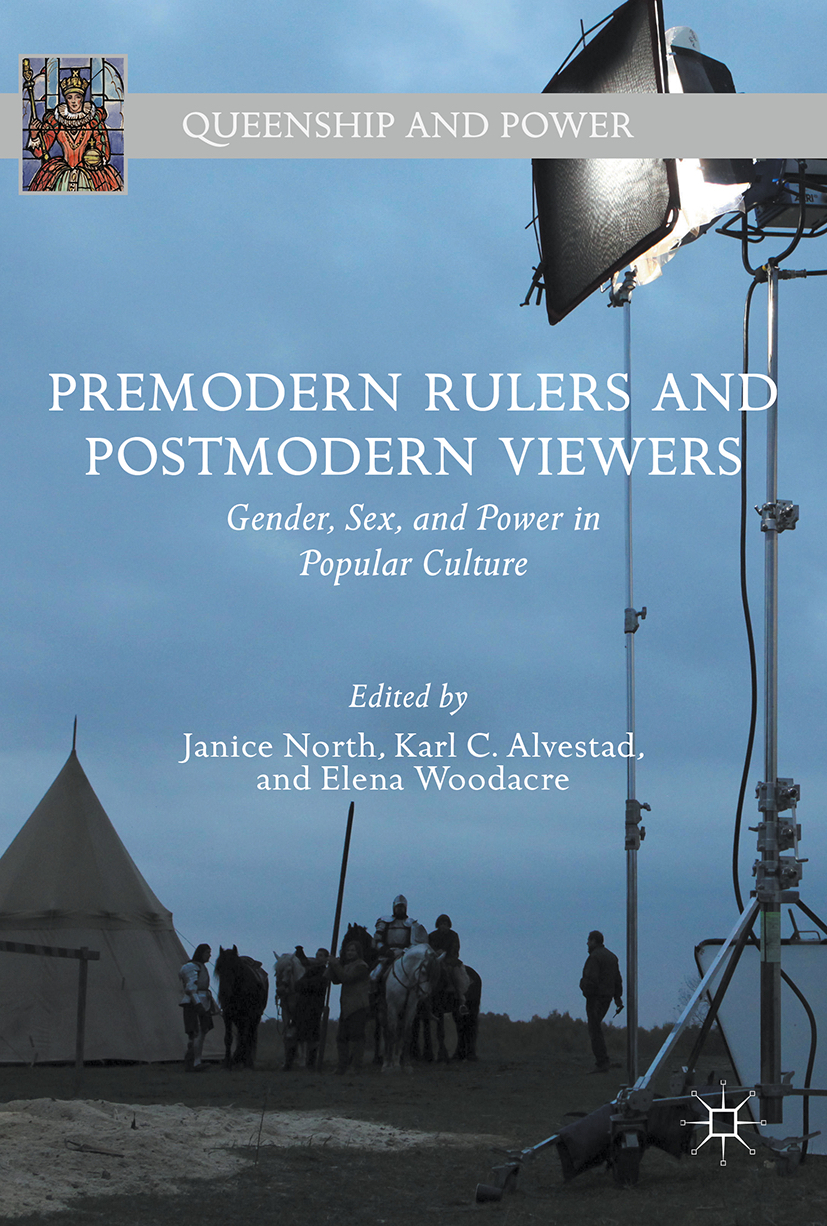 Book cover for Premodern Rulers and Postmodern Viewers