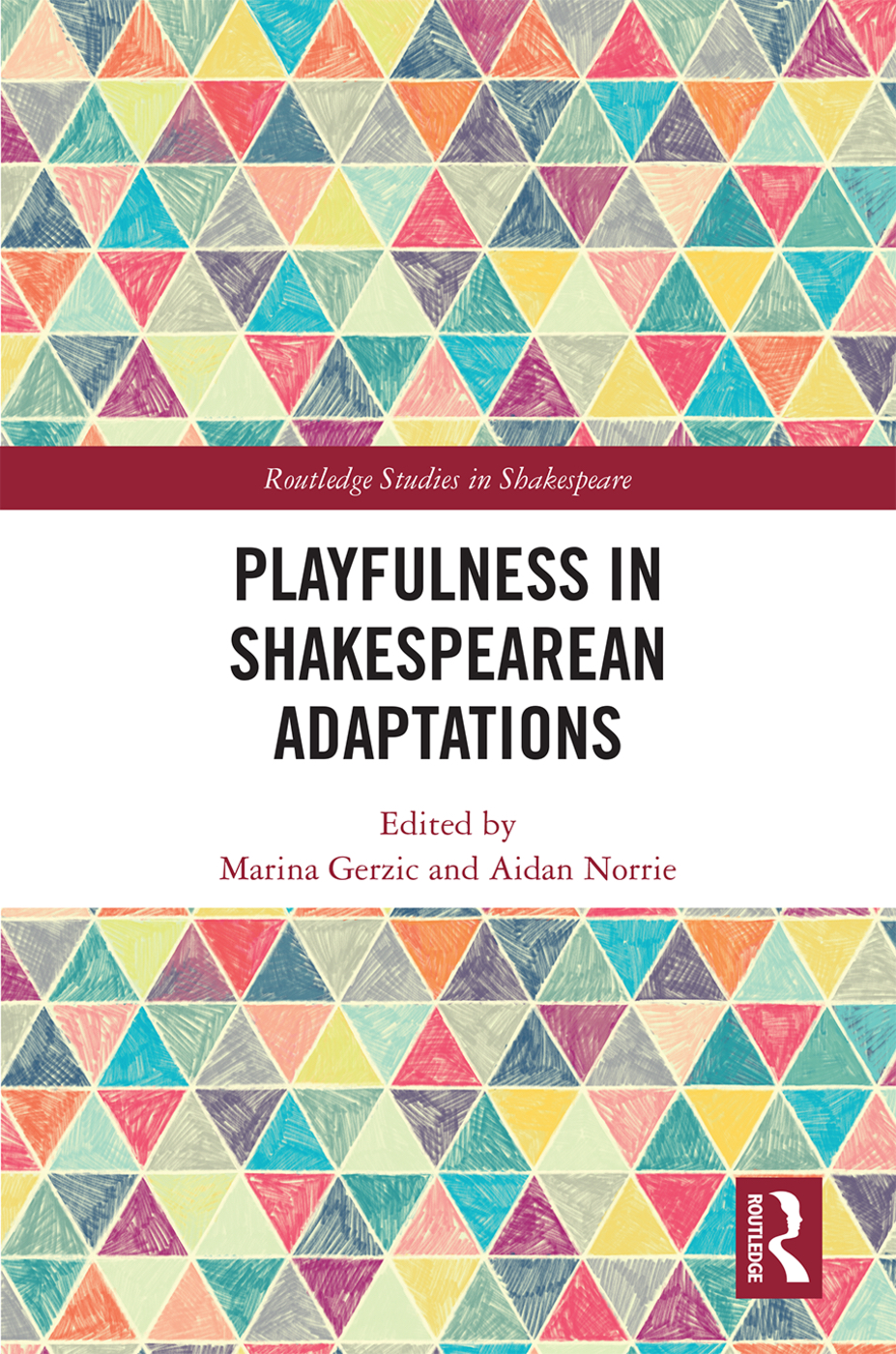 Book cover for Playfulness in Shakespearean Adaptations